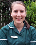 Carly Gordon, PCA at Batchelor, Davidson & Watson Veterinary Surgeons